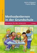 Methodenlernen in der Grundschule