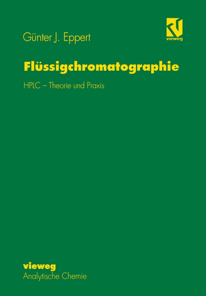 Flüssigchromatographie als Buch