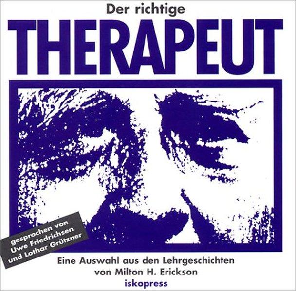Der richtige Therapeut. CD als Hörbuch