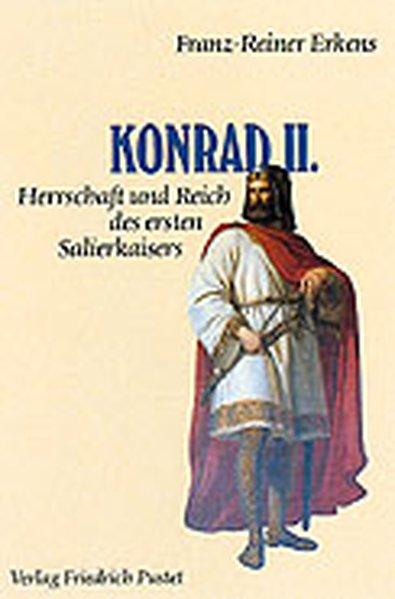 Konrad II als Buch