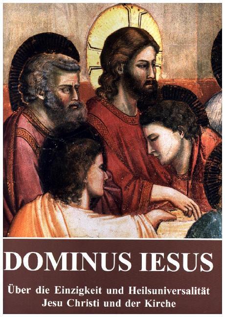 Erklärung Dominus Iesus als Buch