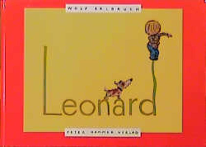 Leonard als Buch
