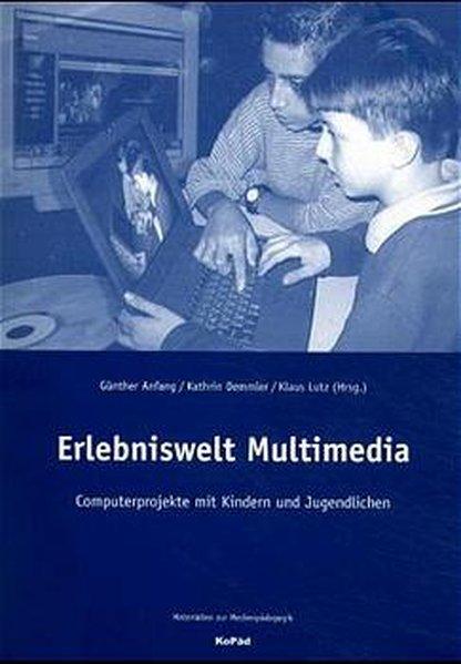Erlebniswelt Multimedia als Buch