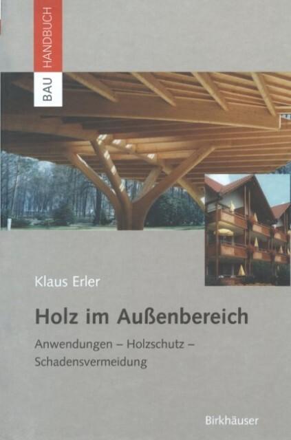 Holz im Außenbereich als Buch (gebunden)