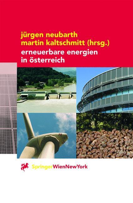 Erneuerbare Energien in Österreich als Buch