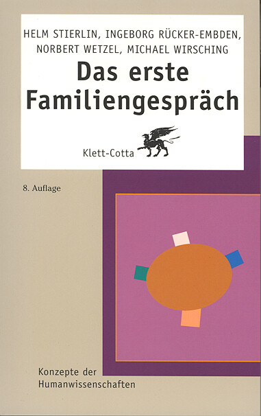 Das erste Familiengespräch als Buch