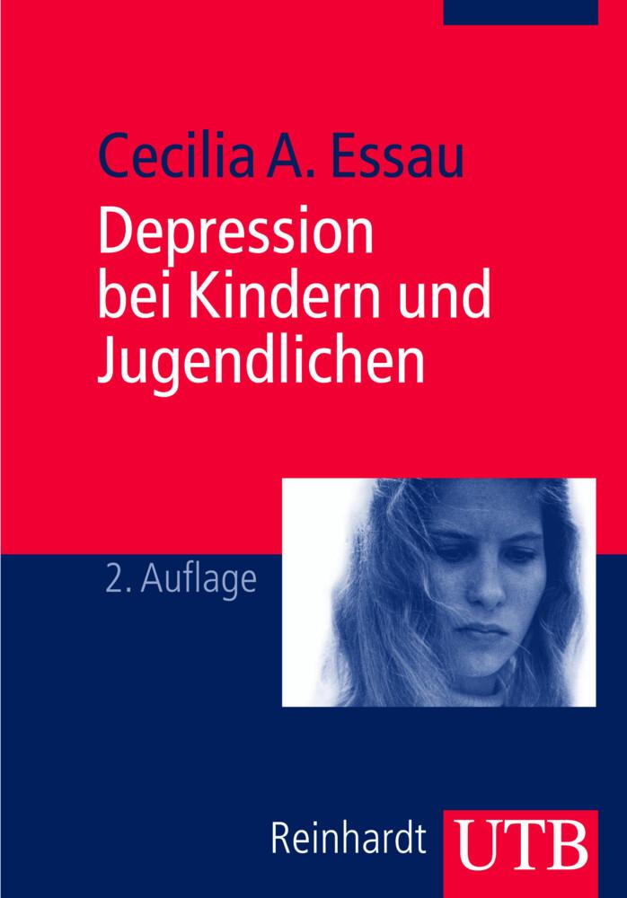 Depression bei Kindern und Jugendlichen als Buch