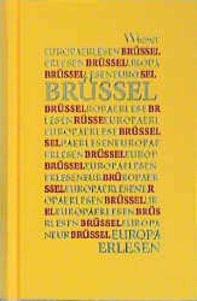 Brüssel als Buch