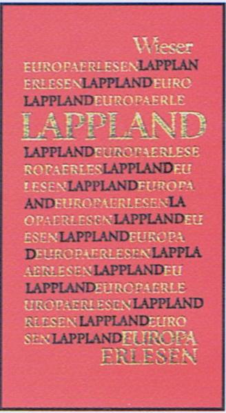 Europa Erlesen. Lappland als Buch