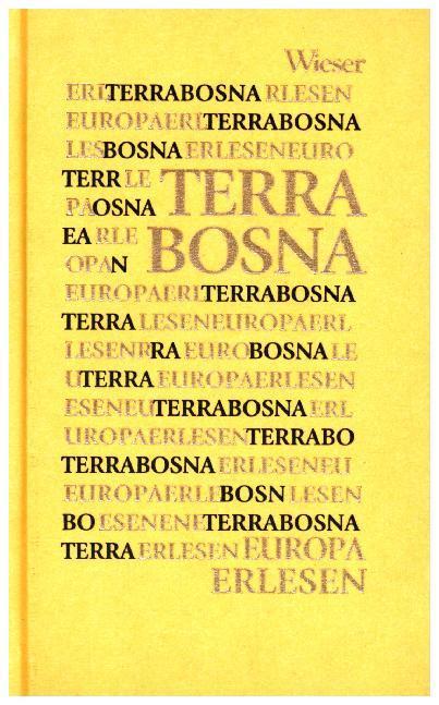Europa Erlesen. Terra Bosna als Buch