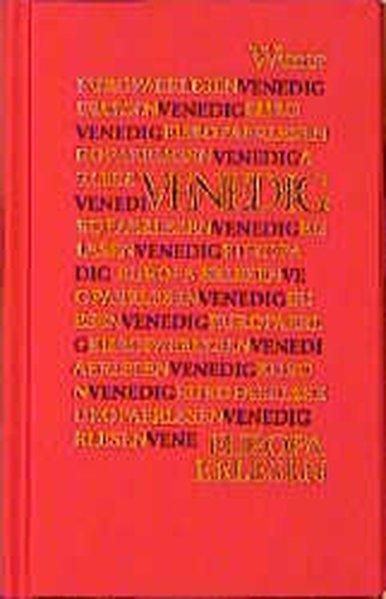 Venedig als Buch