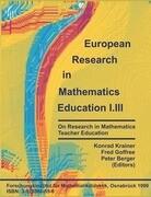European Research in Mathematics Education I.III