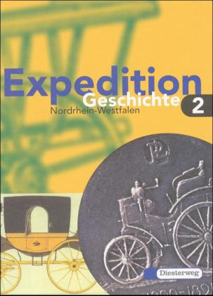 Expedition Geschichte 2. Nordrhein-Westfalen als Buch