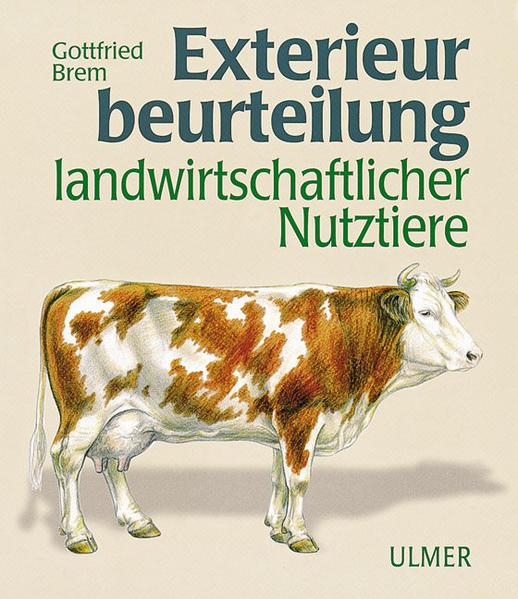 Exterieurbeurteilung landwirtschaftlicher Nutztiere als Buch