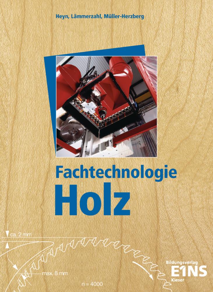 Fachtechnologie Holz als Buch