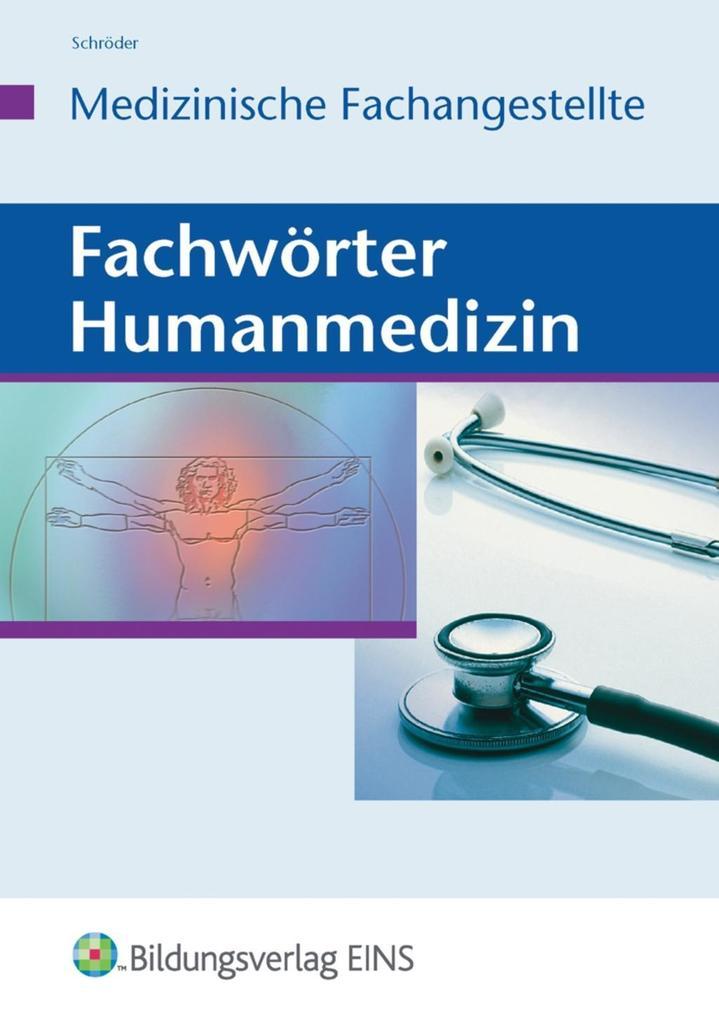 Fachwörter Humanmedizin als Buch