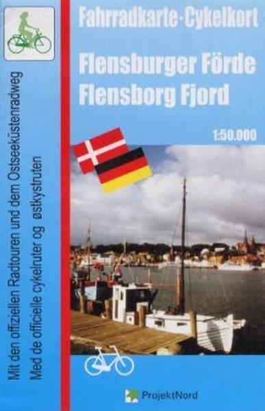 Fahrradkarte Flensburger Förde 1 : 50 000 als B...