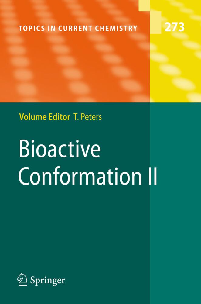 Bioactive Conformation II als Buch
