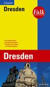 Falk Cityplan Dresden 1 : 20 000