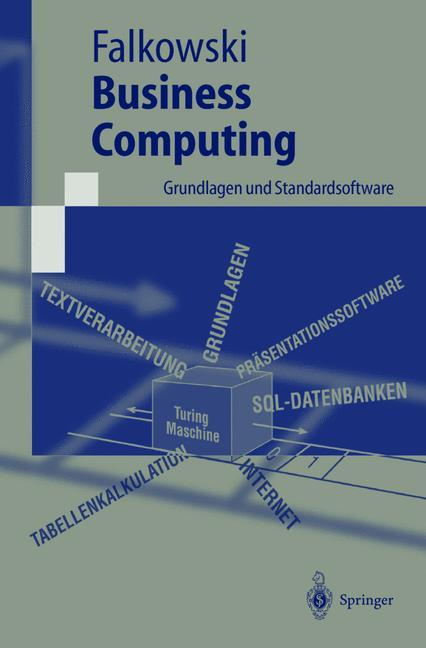 Business Computing als Buch