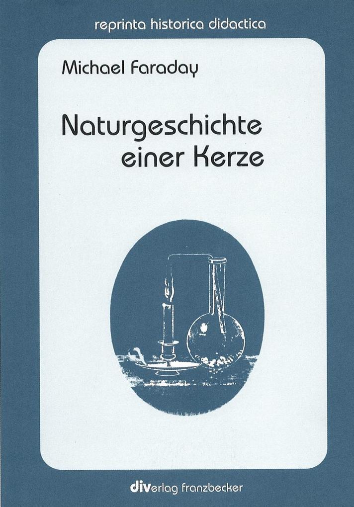 Naturgeschichte einer Kerze als Buch