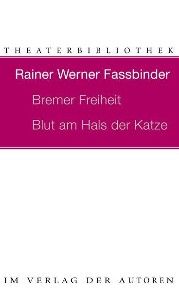 Bremer Freiheit / Blut am Hals der Katze als Buch
