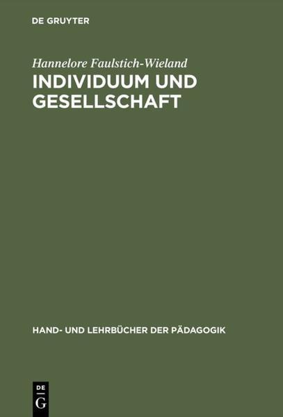 Individuum und Gesellschaft als Buch
