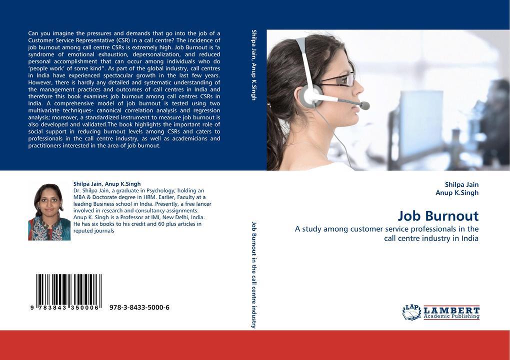 Job Burnout als Buch von Shilpa Jain, Anup K. S...