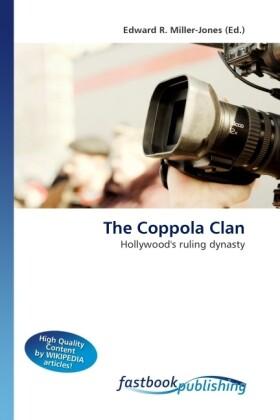 The Coppola Clan als Buch von