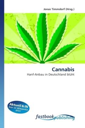 Cannabis als Buch von Jonas Timmdorf