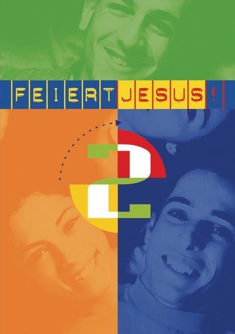 Feiert Jesus 2 als Buch