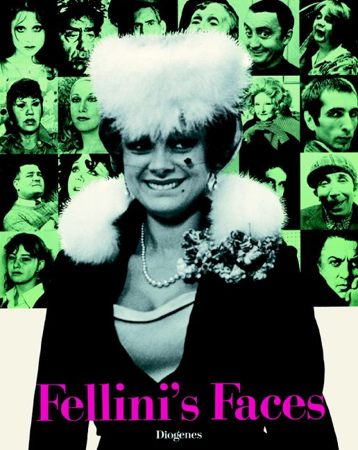 Fellini's Faces als Buch