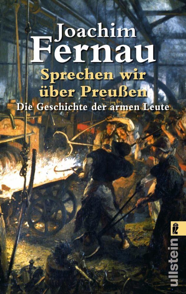 Sprechen wir über Preußen als Taschenbuch