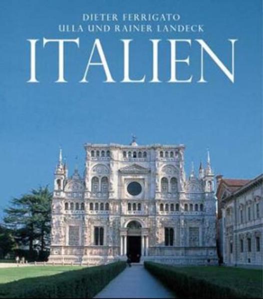 Italien als Buch
