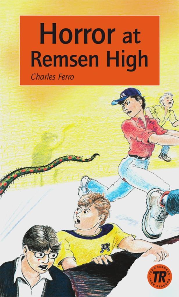 Horror at Remsen High als Buch