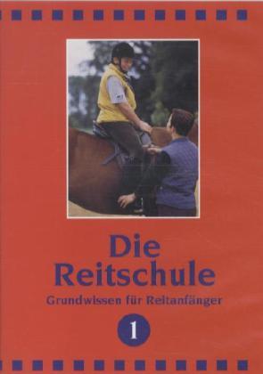 Die Reitschule 01 als DVD
