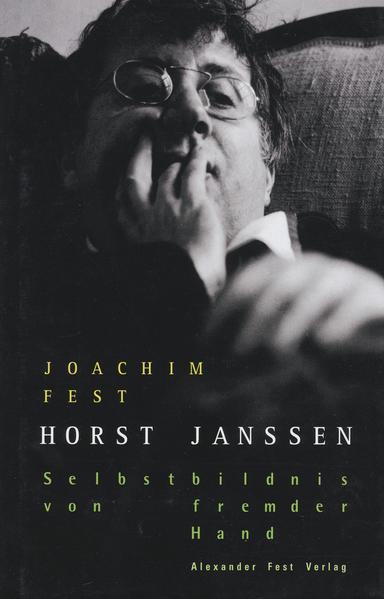 Horst Janssen als Buch (gebunden)