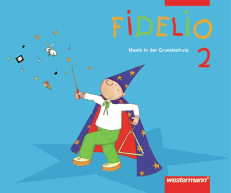 Fidelio 2. Schülerband. Allgemeine Ausgabe als Buch