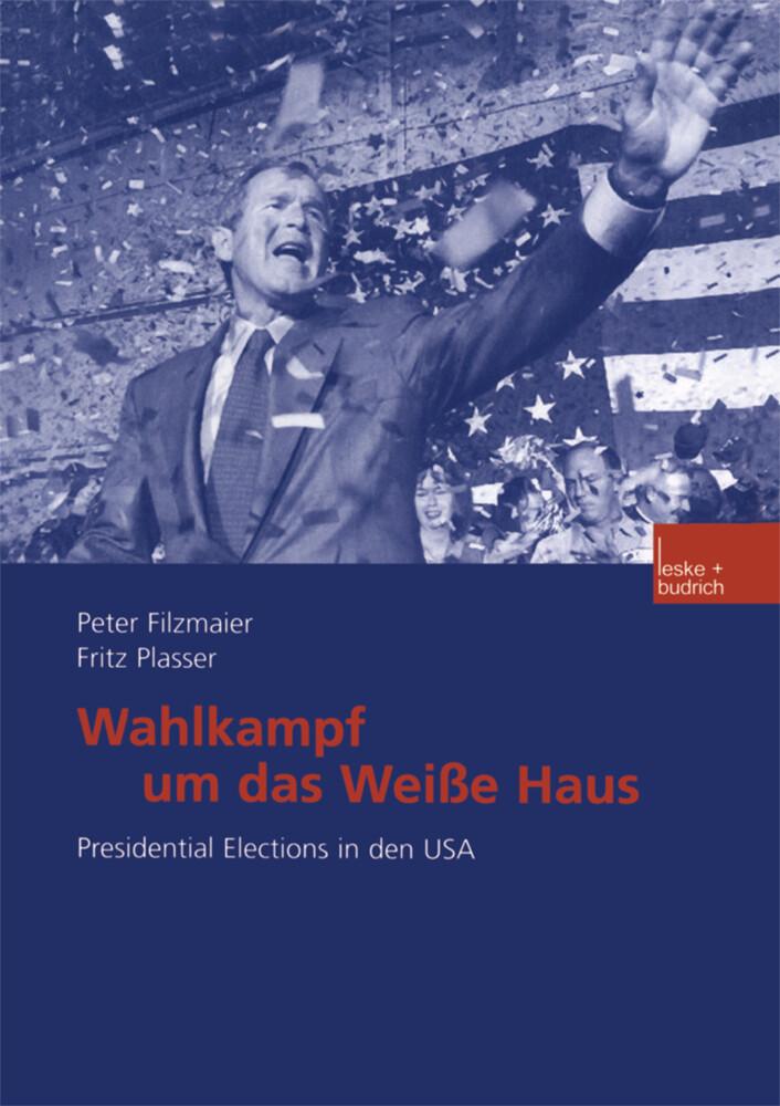 Wahlkampf um das Weiße Haus als Buch