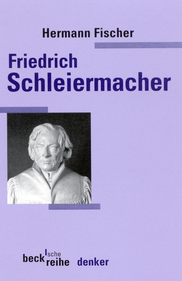 Friedrich Daniel Ernst Schleiermacher als Taschenbuch