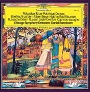 Polowetzer Tänze-Eine Nacht Auf Dem Kahlen (180g)