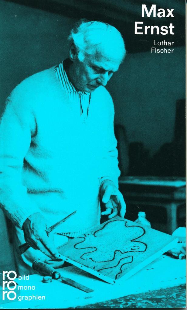 Max Ernst als Taschenbuch