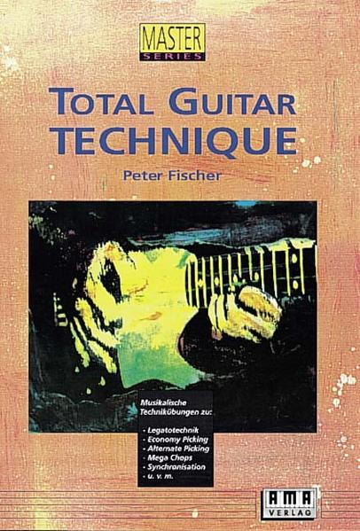 Total Guitar Technique als Buch