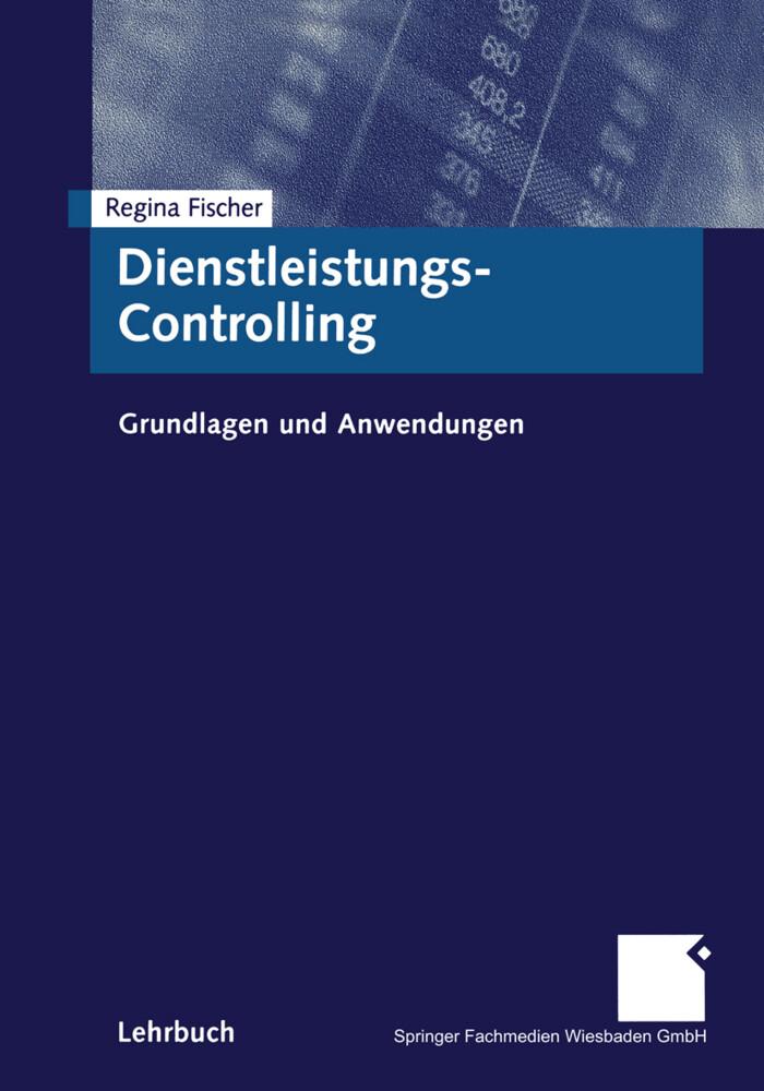 Dienstleistungs-Controlling als Buch