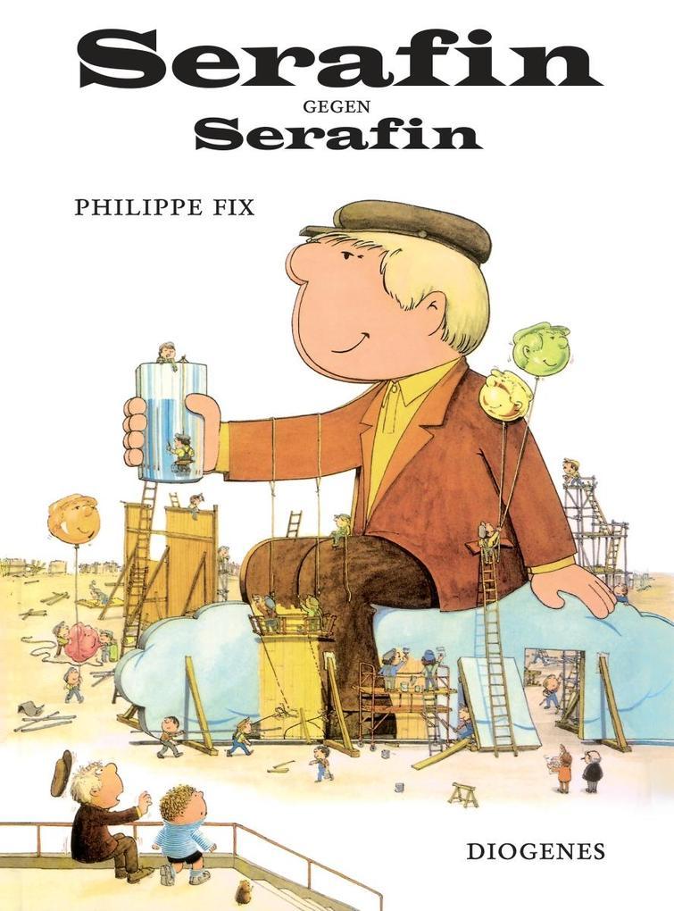 Serafin gegen Serafin als Buch (gebunden)
