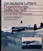 Flugerprobungsstellen bis 1945