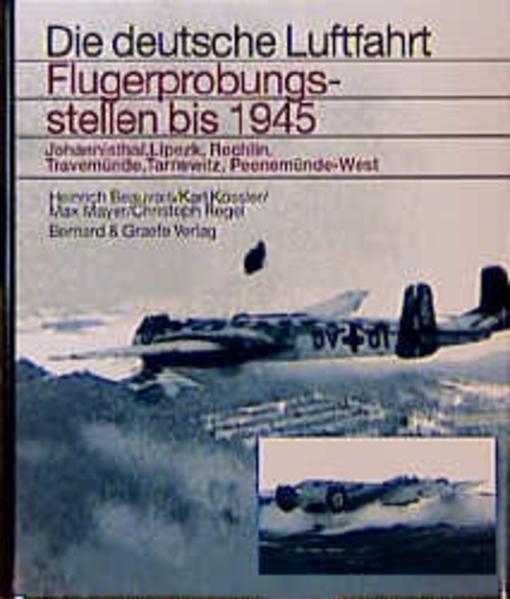 Flugerprobungsstellen bis 1945 als Buch