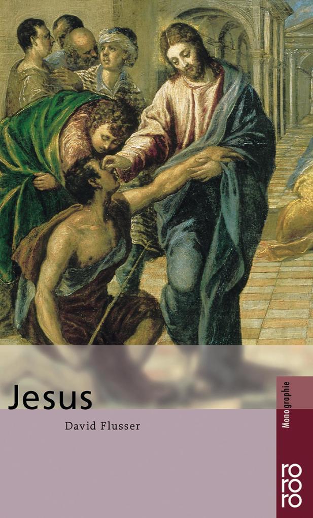 Jesus als Taschenbuch