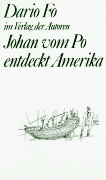 Johan vom Po entdeckt Amerika als Buch