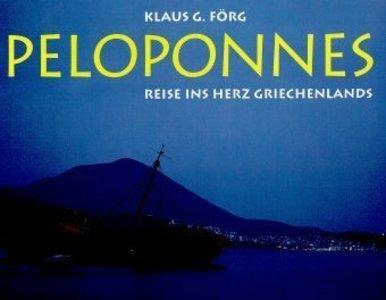 Peloponnes als Buch